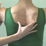 Massage to reduce pain.