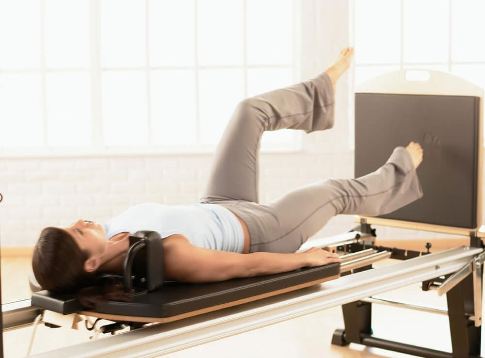 clinical pilates reformer