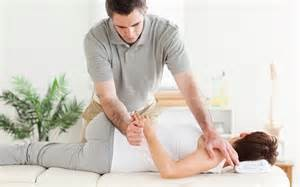 massage stretch