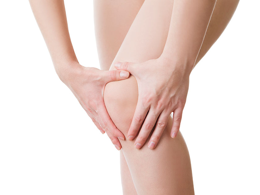 Meniscus and osteochondritis osteopathy treatments